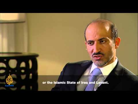 Talk to Al Jazeera - Ahmad al-Jarba: 'Al-Assad will not win'