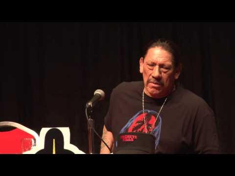 Alamo City Comic Con 2013 - Danny Trejo and Machete