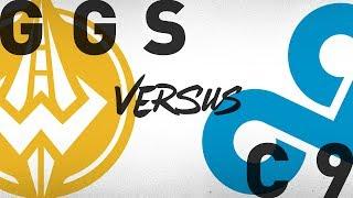 GGS vs. C9 - Week 2 Day 1   NA LCS Summer Split   Golden Guardians vs. Cloud9 (2018)