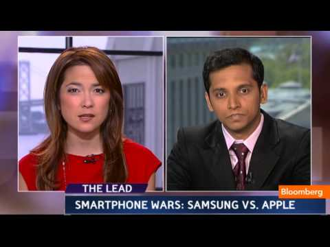 Is Samsung's Growth at the Expense of Apple?