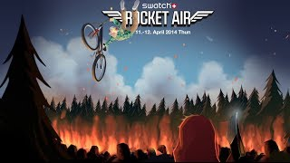 Swatch Rocket Air Slopestyle Trailer 2014
