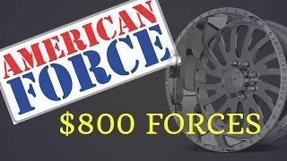 1989 GMC R3500 UPDATE #1 AMERICAN FORCE