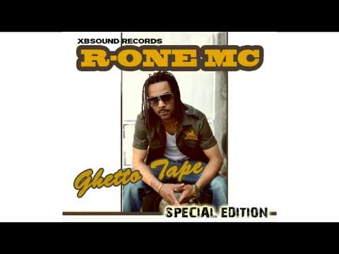 FULL MIX R ONE MC Ghetto Tape Special Edition
