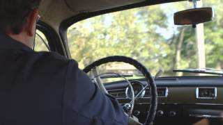1959 Mercedes 180D Diesel Sedan Part 8: Road Test with Kent Bergsma