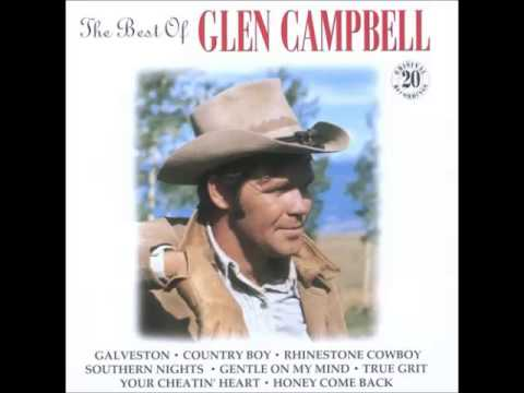 Glen Campbell - Oklahoma Sunday Morning