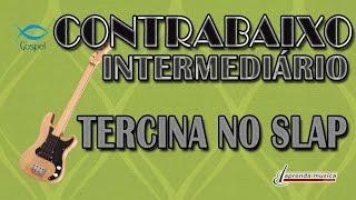 download musica Aprenda Música - Aprenda Contrabaixo Gospel - Intermediário - Tercina no Slap