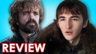 """Game of Thrones Season 8 Episode 6 REVIEW """"The Iron Throne"""" (Series Finale)"""