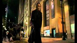 The Dark Knight - Come On Hit Me JOKER