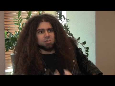 Coheed and Cambria interview - Claudio Sanchez (part 1)