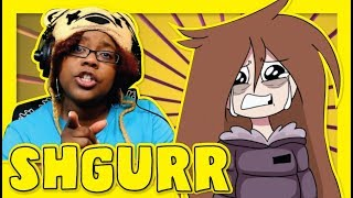 Partner Problem | shgurr | Storytime Animation | AyChristene Reacts