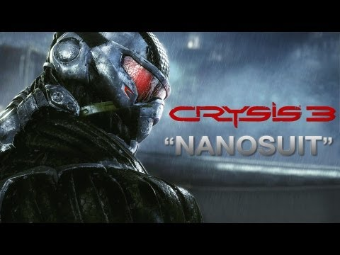 Crysis 3 - The Nanosuit Gameplay Trailer