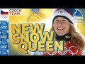 Golden Ester Ledecká: Interview with the NEW SNOW QUEEN | #czechteam MP3