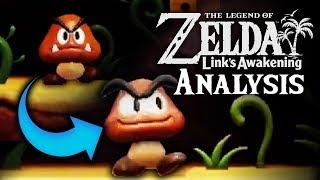 The MASSIVE Link's Awakening E3 ANALYSIS! (Trailer & Gameplay)