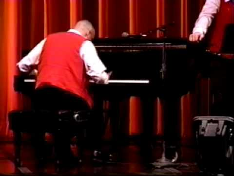 Mike Flaherty's Dixieland Direct Jazz Band live at the Kennedy Center featuring: Henning Hoehne, Bob Boguslaw, Dallas Smith and Mike Flaherty. http://www.dix...