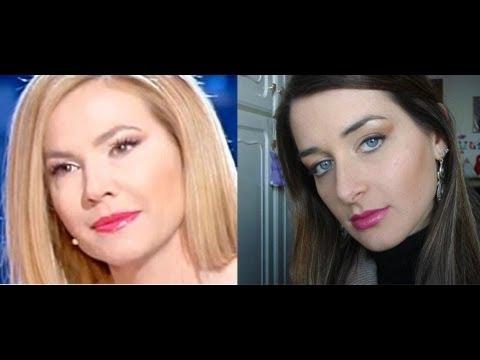 Trucco inspired Federica Panicucci – Makeup tutorial