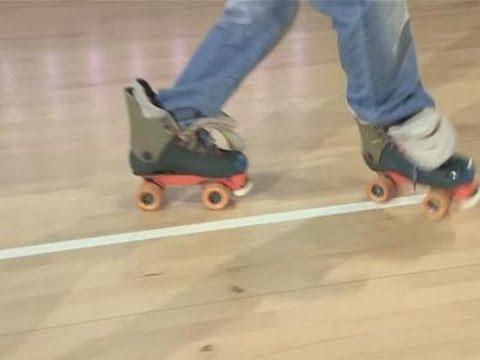 How to do roller skating tricks youtube