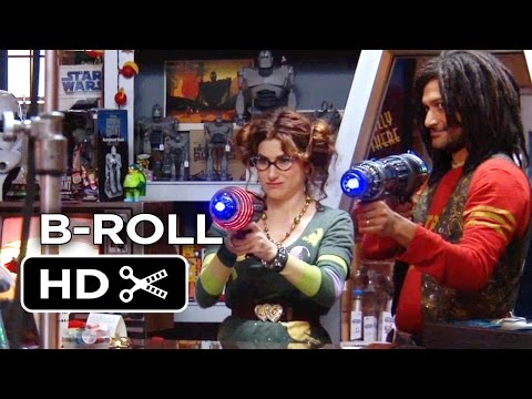 Tomorrowland B-ROLL 2 (2015) - George Clooney, Hugh Laurie Movie HD