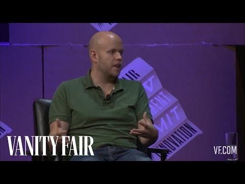 Spotify's Daniel Ek, Tom Freston, and Irving Azoff on the Music Industry