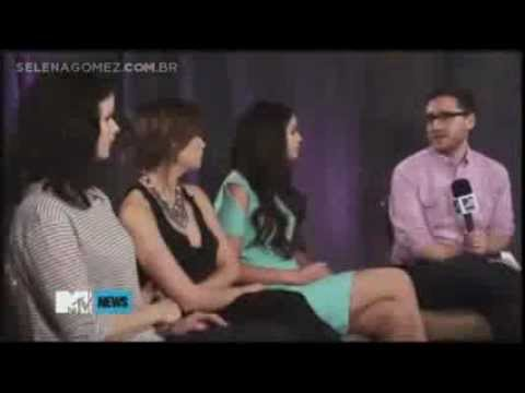 MTV talks with Spring Breakers cast