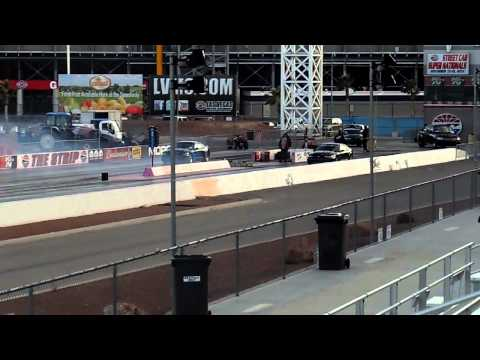 Voodoo Racing Innovations '03 Cobra 8.44@159.95mph at LVMS 1/27/2013