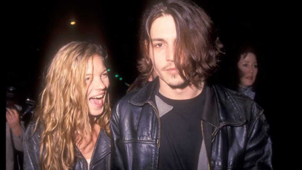Johnny Depp & Kate Moss - YouTube