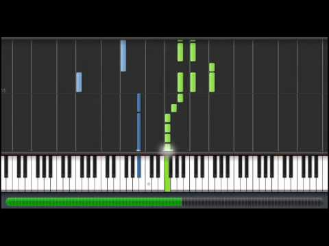 (How to Play) Bruno Mars - Just The Way You Are on Piano (100%) Music Videos