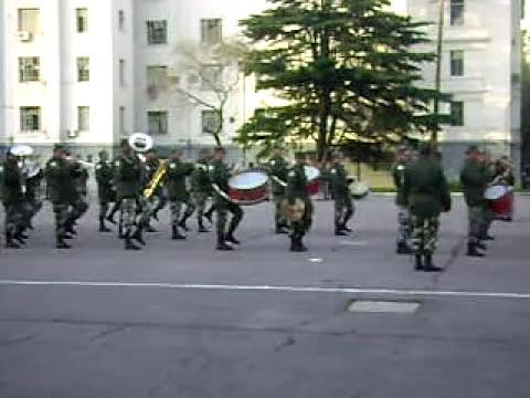 DESFILE - Regimiento de Infanteria N°1
