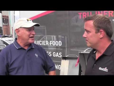 Ted in Denver Reviews his Char-Broil TRU-Infrared Commercial Series Grill