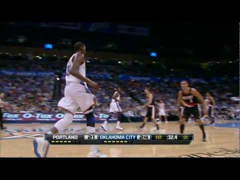 NBA's Top 10 Crossovers: November 2012