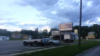 a drive in mason city iowa