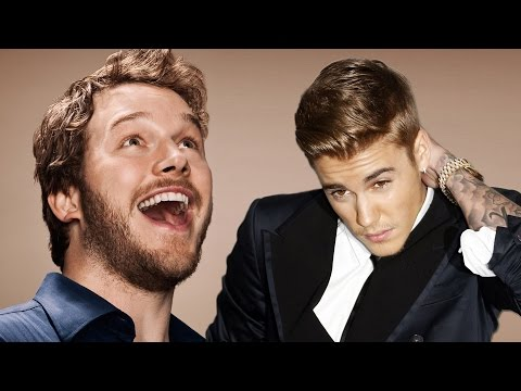Chris Pratt Reacts To Justin Bieber Orlando Bloom Fight