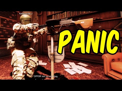 PANIC - Rainbow Six Siege Funny Moments & Epic Stuff