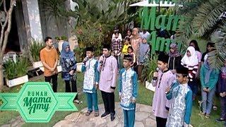 Keluarga Raffi, Gigi Mendengar Tilawah Peserta Semesta Bertilawah  - Rumah Mama Amy (26/5)