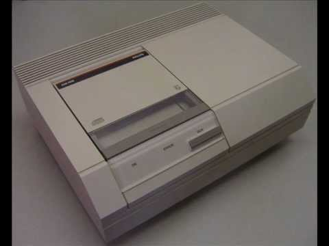 Philips CM100 the first CD-ROM player