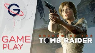 SHADOW OF THE TOMB RAIDER - Gameplay FR