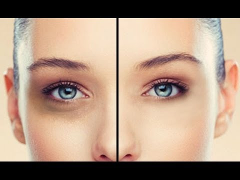 Makeup to cover bags under eyes