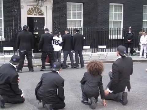 Diversity at Downing Street