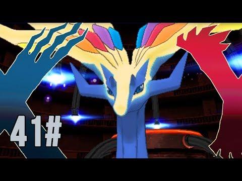 Guida Pokemon X Parte 41 Il Risveglio di Xerneas