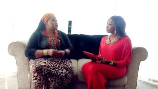 Crystal Talk Show With Anna Sarr (English)