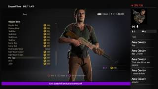 Uncharted 4 multiplayer Stream