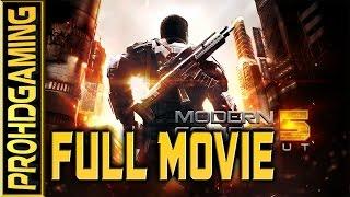 Modern Combat 5: Blackout (Android) I Full Movie I Gameplay Walkthrough [HD]