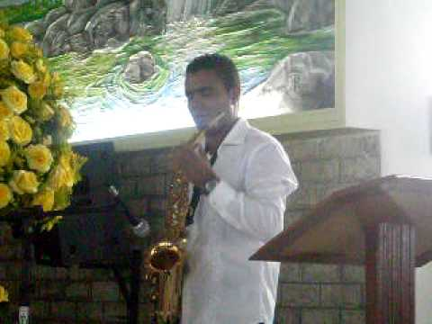 Move As Aguas - Abraao Lincoln Sax video