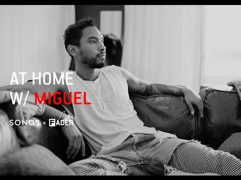 Video: Miguel Takes Us Inside His LA Home