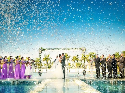 Amy chow wedding