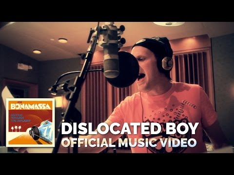 Joe Bonamassa - Dislocated Boy OFFICIAL Music Video