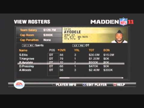 Manual For Madden 07 Pc Roster Update