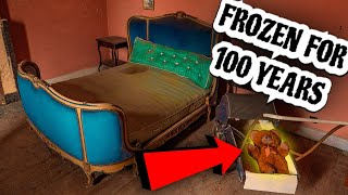 Antiques Frozen in time (RUNAWAY BRIDE MANSION)