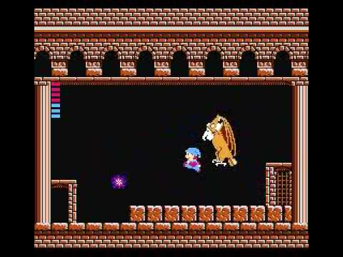 NES  / Milon's Secret Castle in 05:28