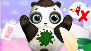 Baby Panda Lu Baby Bear Care Kids Games - Play Baby Care, Feed, Dress Up, Care Games