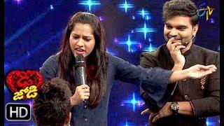 Sudheer   Pradeep   Rashmi   Funny Joke   Dhee Jodi   30th January 2019   ETV Telugu